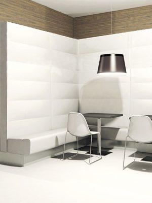 pedrali banquette haute modus mobilier de bureau. Black Bedroom Furniture Sets. Home Design Ideas