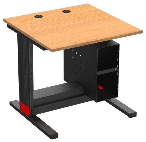 Mobilier de formation table support uc avec serrure mobilier de bureau entr e principale - Serrure mobilier de bureau ...