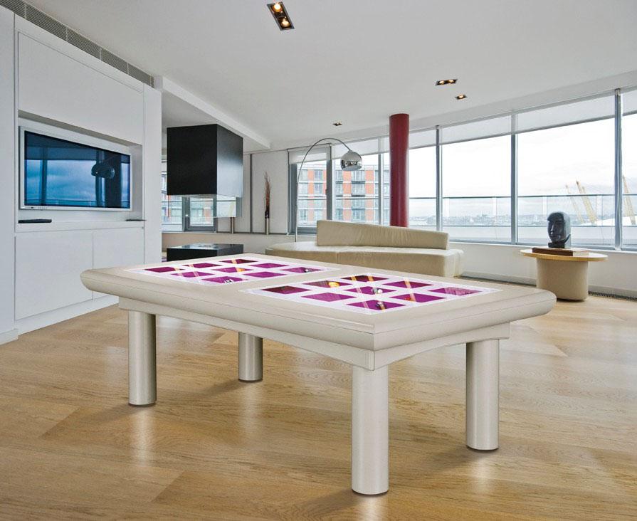 Espaces de loisirs baby foot d exterieur tahiti - Billard transformable en table ...