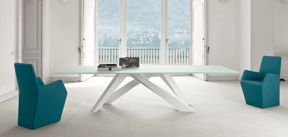 BIG TABLE Plateau Verre