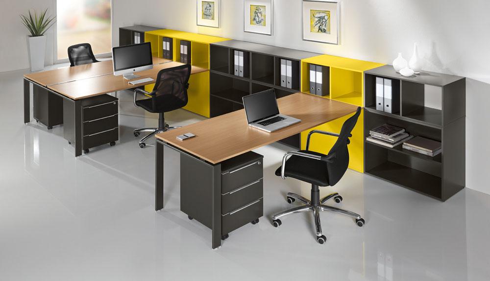 Call centers et open space mobilier de bureau entr e for Design stanza ufficio
