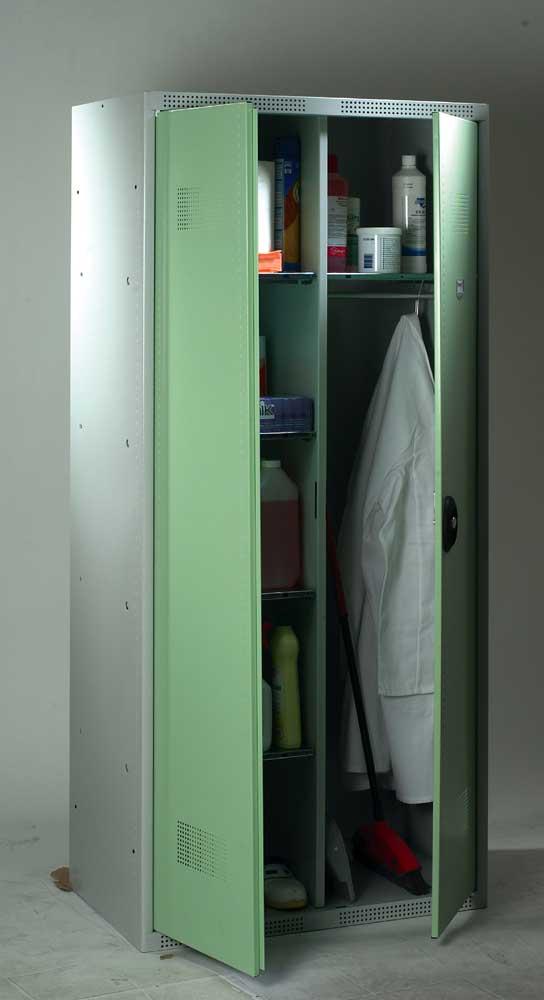 vestiaires et industrie armoire multi services avec penderie mobilier de bureau entr e. Black Bedroom Furniture Sets. Home Design Ideas