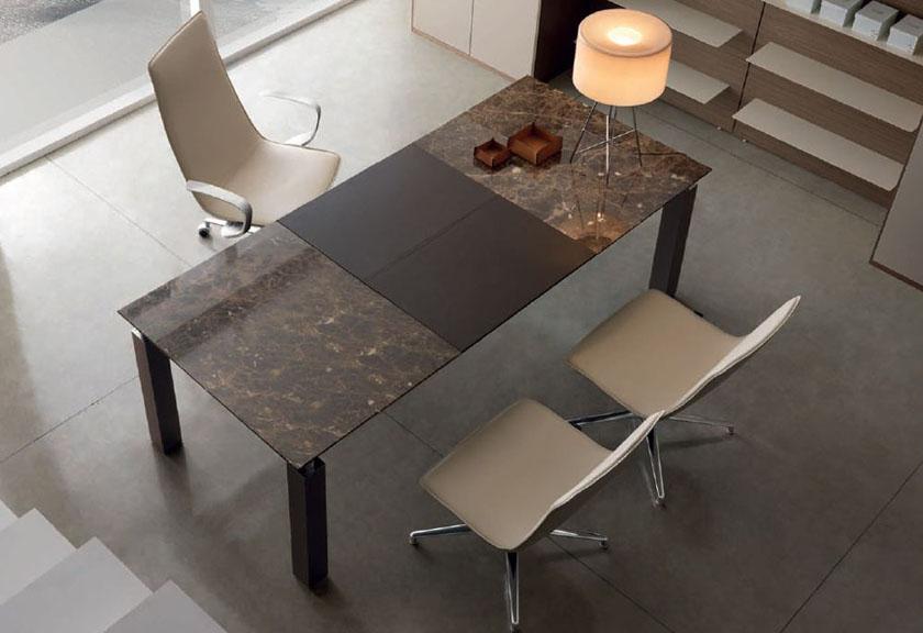 bureaux de direction bureau marbre et cuir regal mobilier de bureau entr e principale. Black Bedroom Furniture Sets. Home Design Ideas