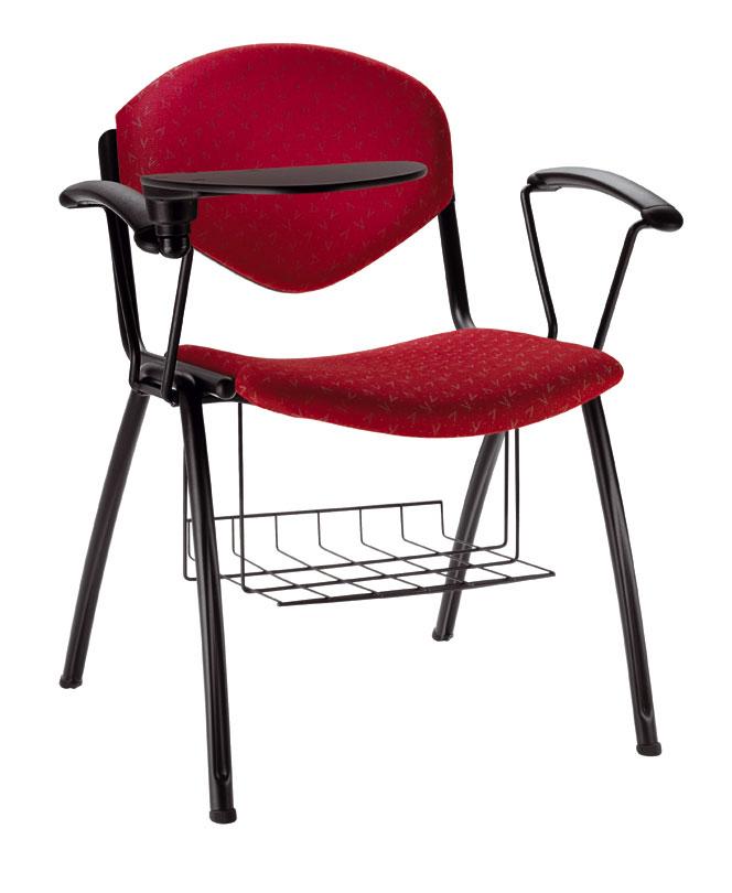 mobilier de formation fauteuil avec tablette et grille omnia mobilier de bureau entr e. Black Bedroom Furniture Sets. Home Design Ideas