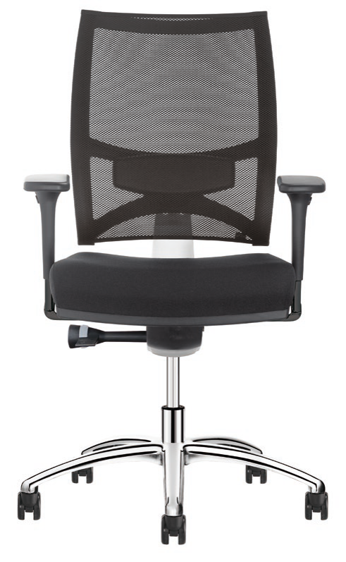si ges ergonomiques mal de dos fauteuil synchrone. Black Bedroom Furniture Sets. Home Design Ideas