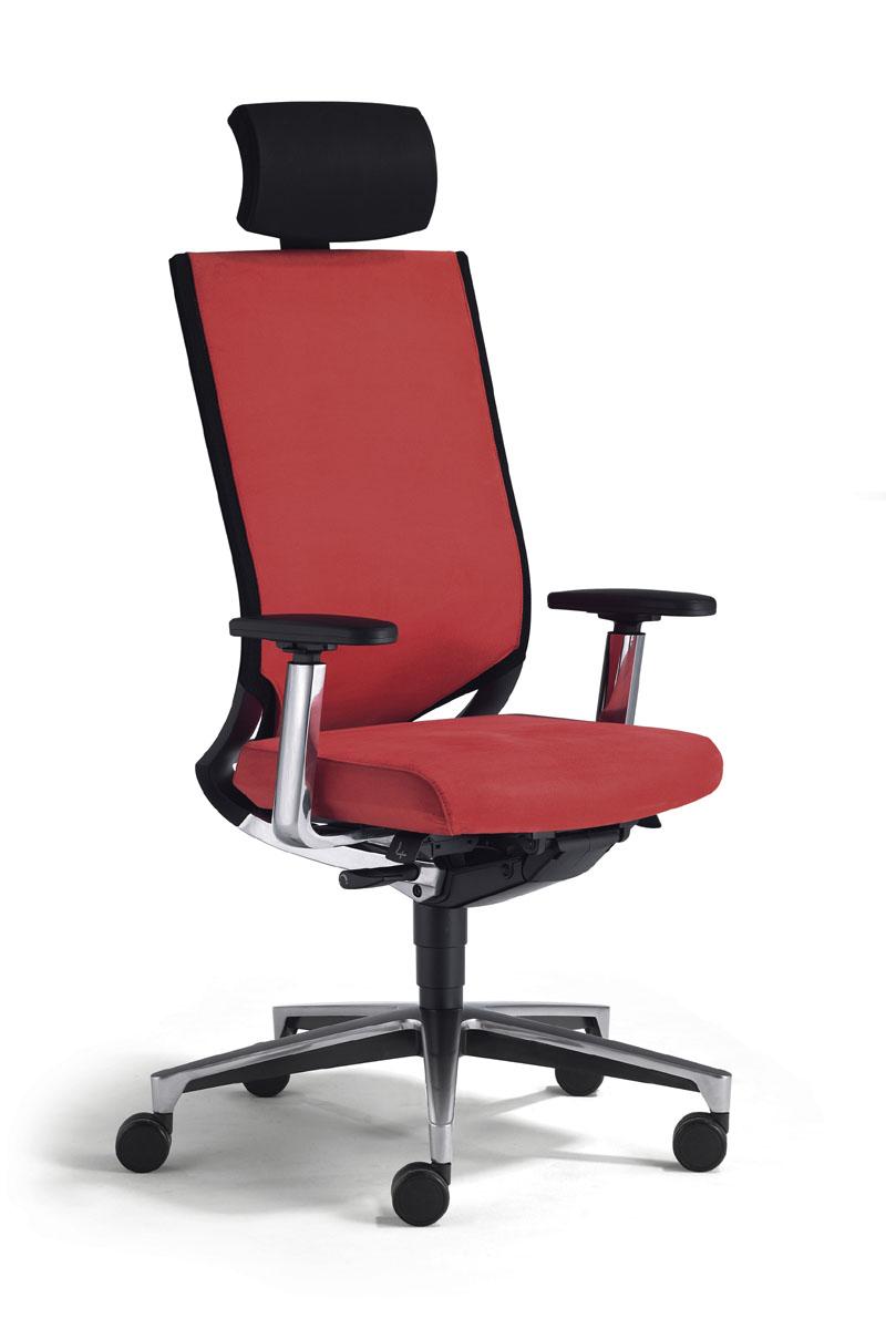 si ges ergonomiques mal de dos fauteuil duera 99 accoudoirs 4f mobilier. Black Bedroom Furniture Sets. Home Design Ideas