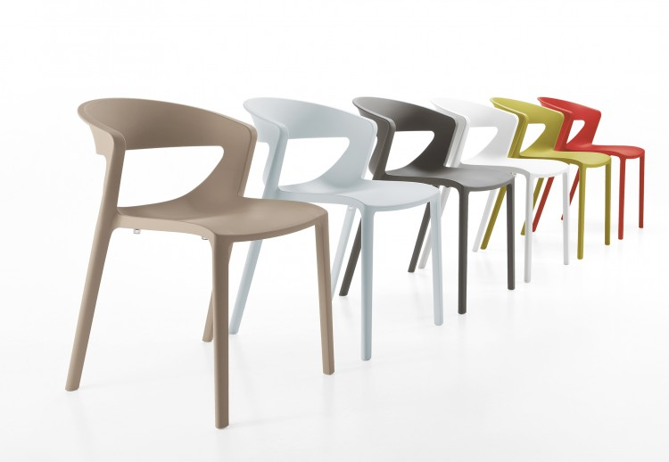 Mobilier de collectivit s chaise kicca one mobilier de - Mobilier de collectivite ...