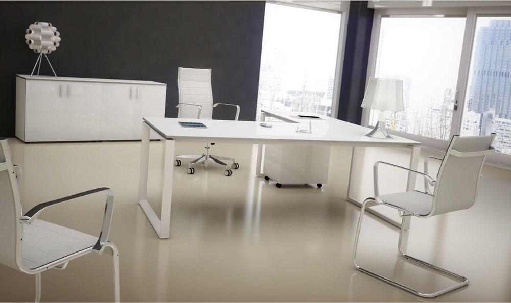 mobilier de bureau de direction bureau diamant blanc mobilier de bureau entr e principale. Black Bedroom Furniture Sets. Home Design Ideas