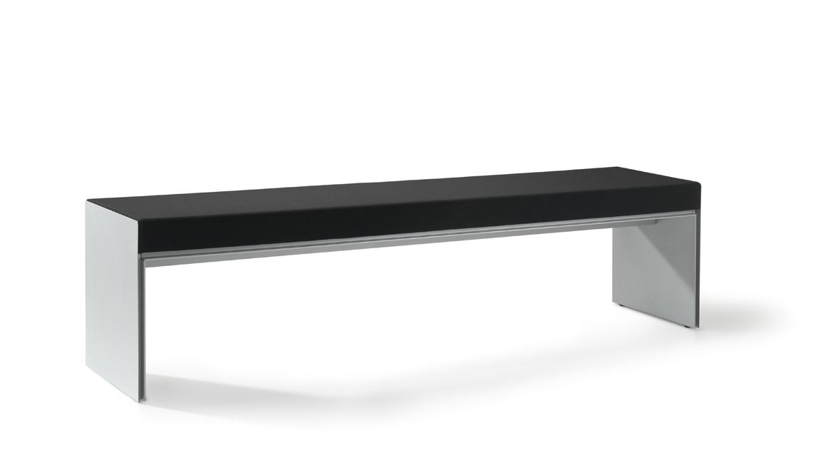 si ges sur poutre et d 39 accueil banc sur poutre 3 places 200 mobilier de bureau entr e. Black Bedroom Furniture Sets. Home Design Ideas