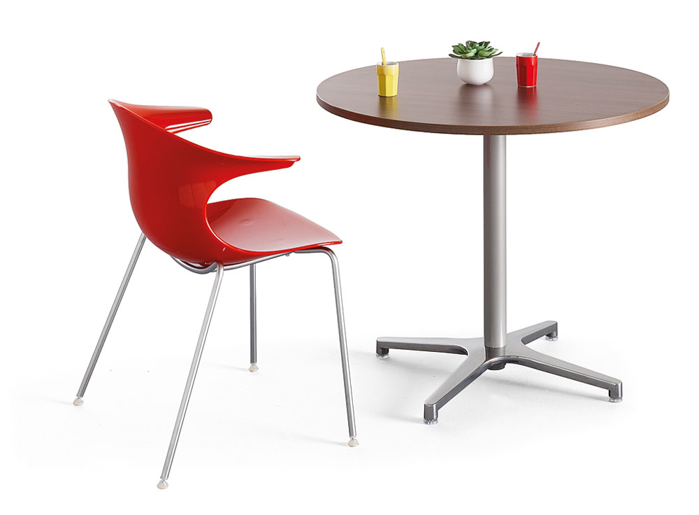 Mobilier de collectivit s table ronde alt is mobilier for Mobilier bureau 56