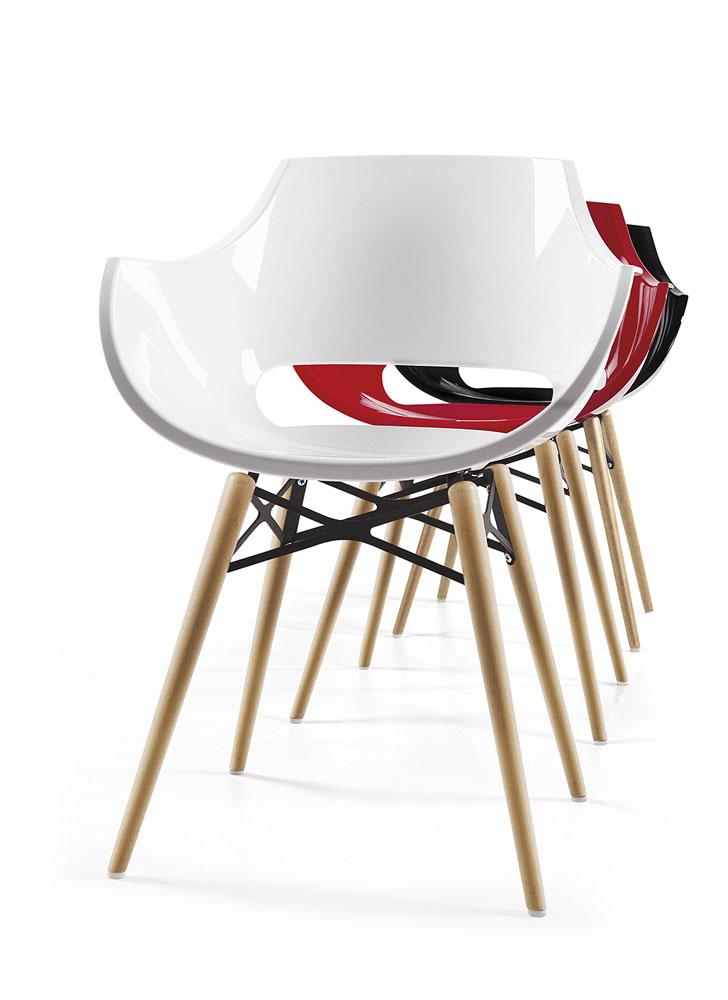 Mobilier de collectivit s fauteuil c6 bois mobilier de for Mobilier bureau 56