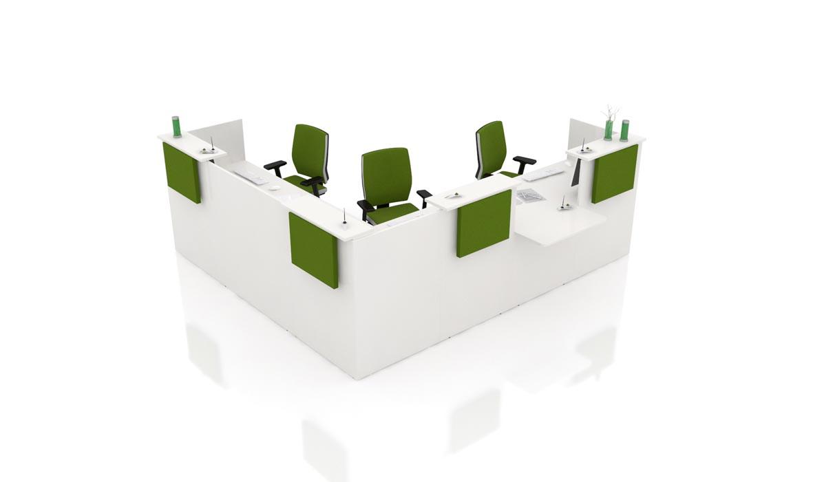 banques d 39 accueil banque d 39 accueil image pmr 3 personnes. Black Bedroom Furniture Sets. Home Design Ideas