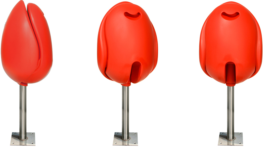 Siège Tulpi design