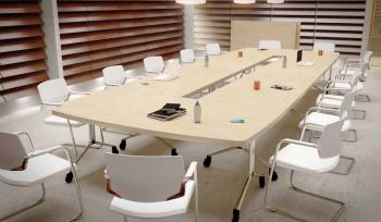 Ensemble de tables basculantes de Direction