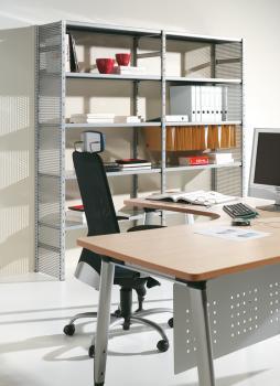 Rayonnage de Bureau Design Eurokit
