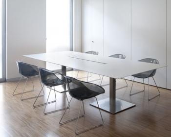 Plano table de réunion 8 places