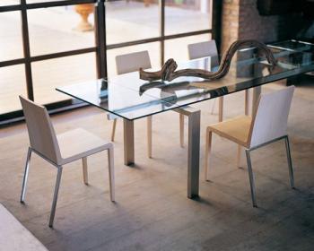 Magic Table Plateau Verre