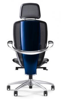 Fauteuil Xten Pininfarina bleu