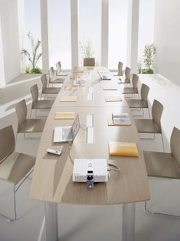 Table de Réunion 18 personnes Frégate