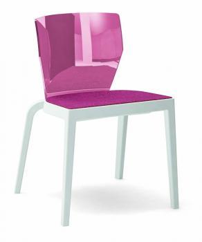 Mobilier de collectivit s fauteuil pasha avec coussin for Mobilier bureau 44