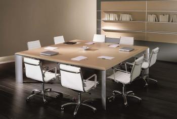 Table de réunion Solo Design 8 personnes