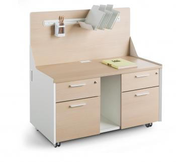 caissons mobilier de bureau entr e principale. Black Bedroom Furniture Sets. Home Design Ideas