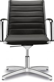 Fauteuil Executive Cuir 4 Branches