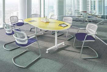 Table Ovale Tang 8 Personnes