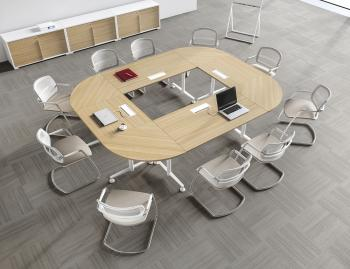 Table Tang 10 Places avec Top Access