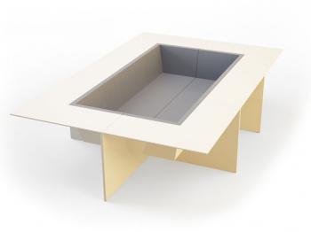 Table Transformable en Banquette