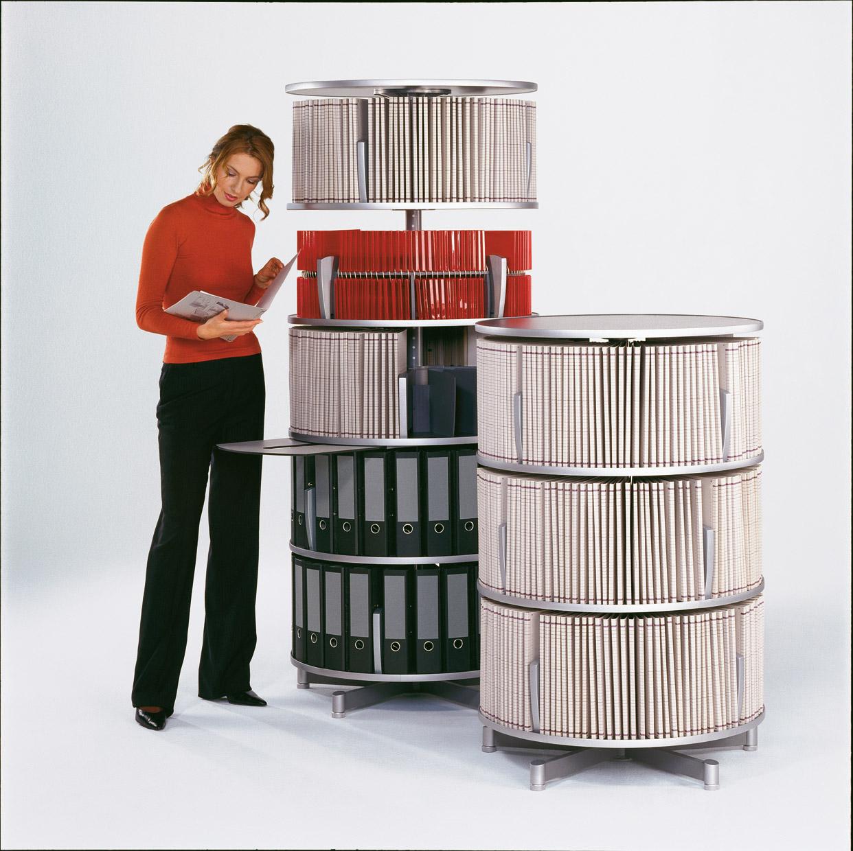 classement rotatif colonne rotative de classement mobilier de bureau entr e principale. Black Bedroom Furniture Sets. Home Design Ideas