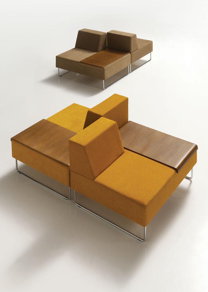 espaces informels canap s 1 place dos dos modulables tetris mobilier de bureau entr e. Black Bedroom Furniture Sets. Home Design Ideas