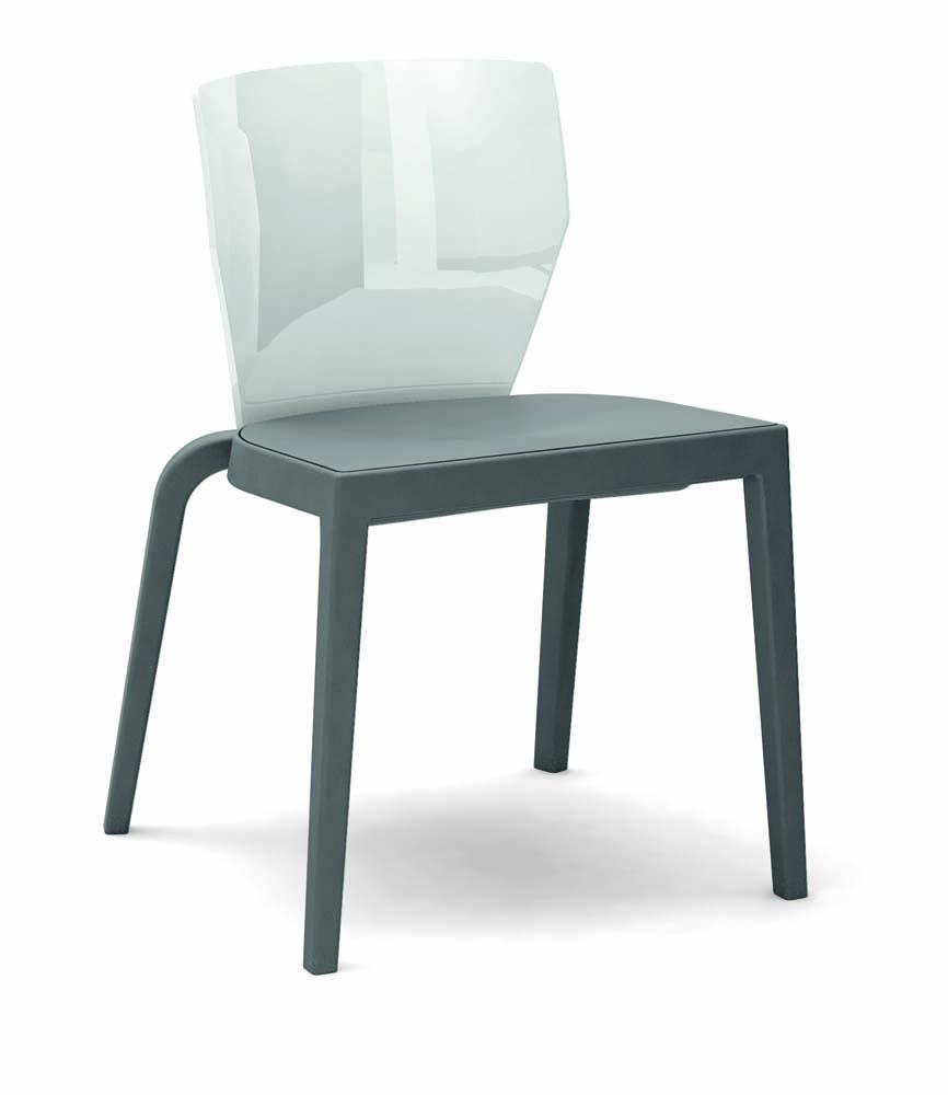 mobilier de collectivit s chaise bi series pp structure grise mobilier de bureau entr e. Black Bedroom Furniture Sets. Home Design Ideas