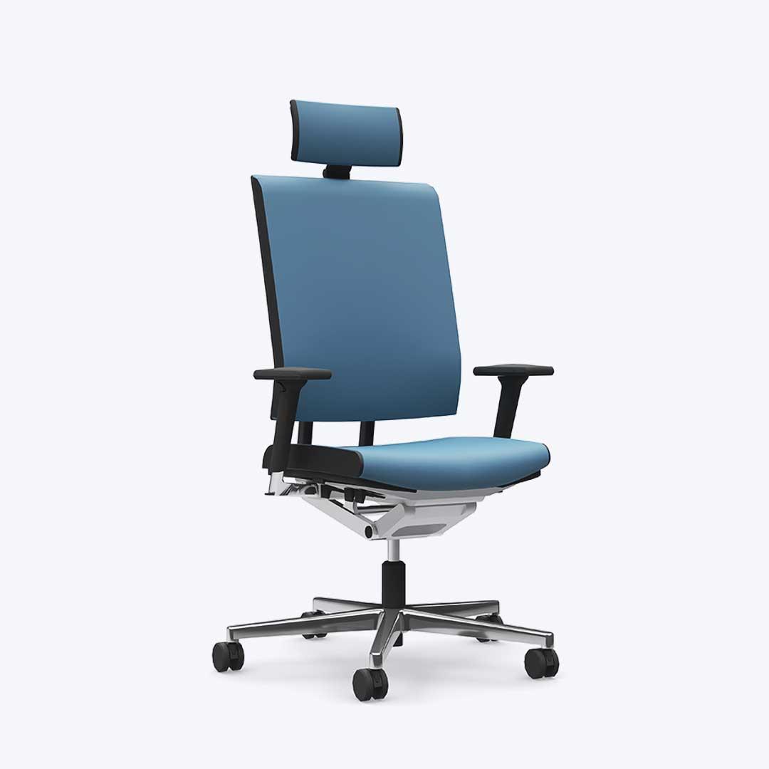 si ges ergonomiques mal de dos fauteuil scope avec t ti re mobilier de bureau entr e. Black Bedroom Furniture Sets. Home Design Ideas