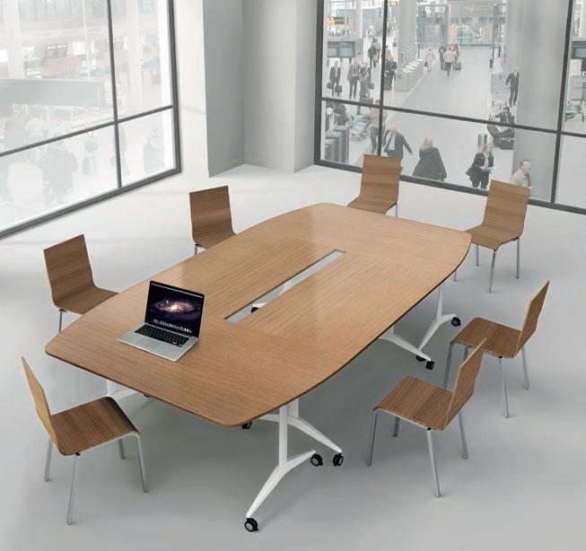 tables modulables tables de r union rabattables tr3. Black Bedroom Furniture Sets. Home Design Ideas
