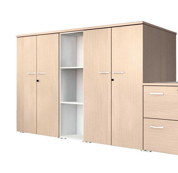 armoires et vestiaires ensemble de rangement 136 mobilier de bureau entr e principale. Black Bedroom Furniture Sets. Home Design Ideas
