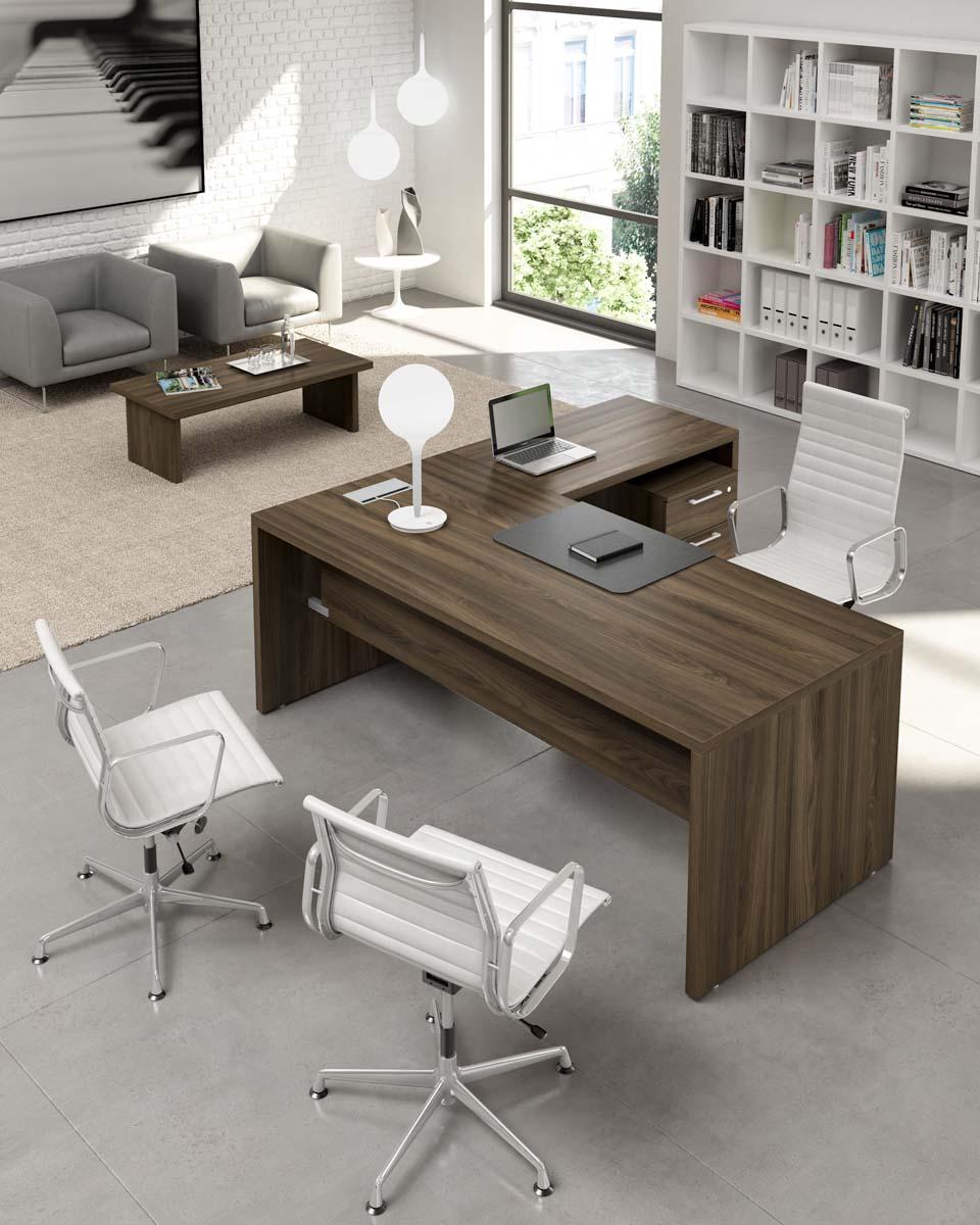 bureaux de direction bureau direction fp200 mobilier. Black Bedroom Furniture Sets. Home Design Ideas