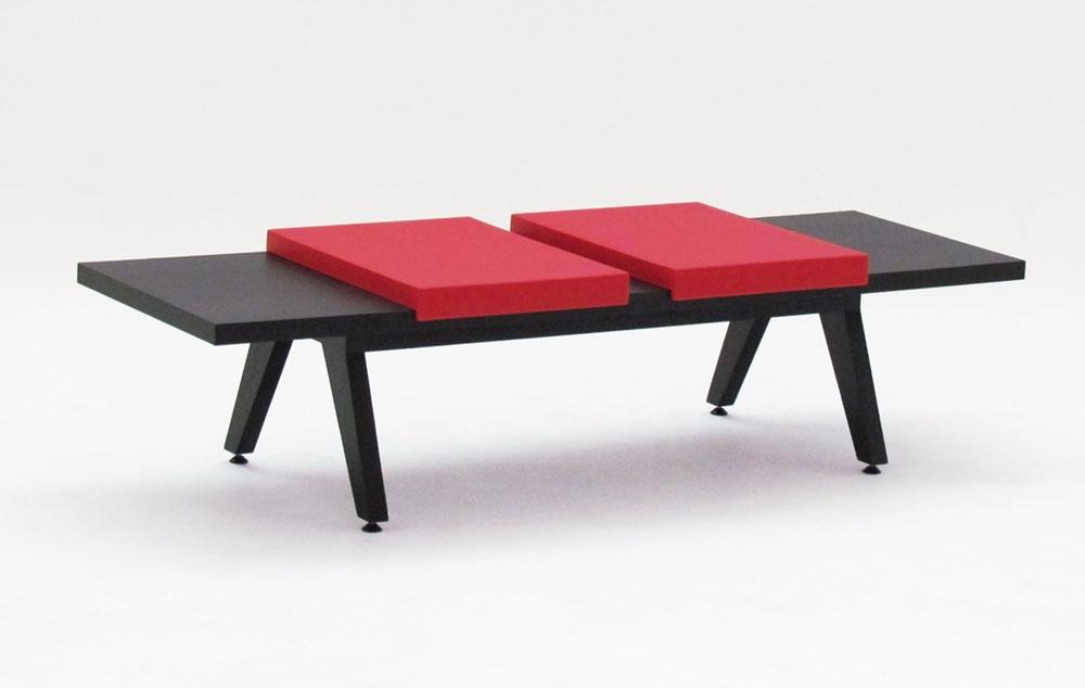 si ges sur poutre et d 39 accueil banc d 39 accueil bois assises mousse mobilier de bureau. Black Bedroom Furniture Sets. Home Design Ideas