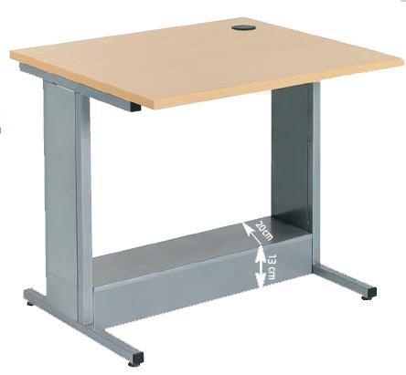mobilier de formation table informatique pour cran pos mobilier de bureau entr e principale. Black Bedroom Furniture Sets. Home Design Ideas