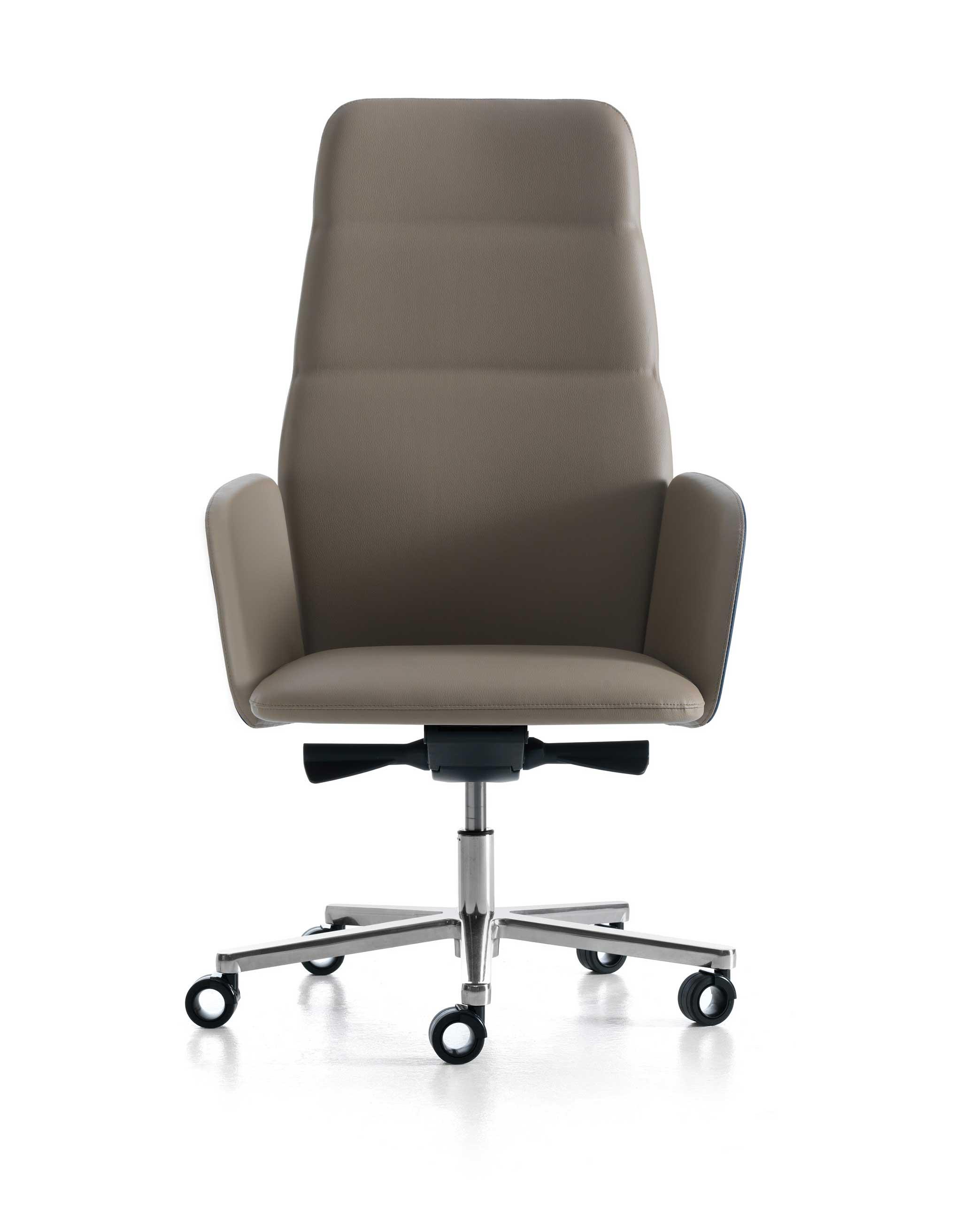 si ges direction fauteuil synchrone sup rieur cuir premium mobilier de bureau entr e. Black Bedroom Furniture Sets. Home Design Ideas