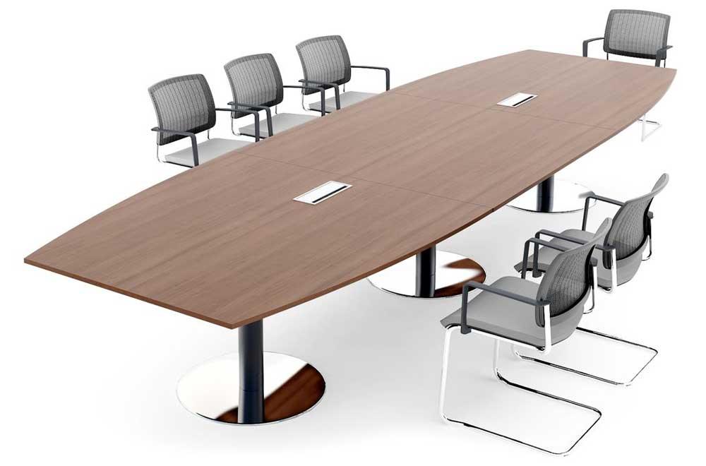 tables de conf rence table de conf rence stilo. Black Bedroom Furniture Sets. Home Design Ideas