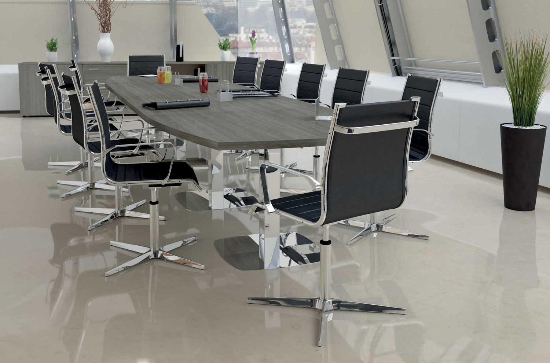 tables de conf rence table tonneau direction mobilier. Black Bedroom Furniture Sets. Home Design Ideas