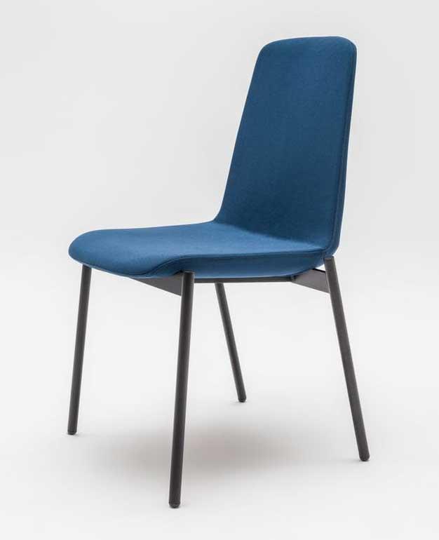 si ges de r union chaise de r union visiteur lutra m tal. Black Bedroom Furniture Sets. Home Design Ideas
