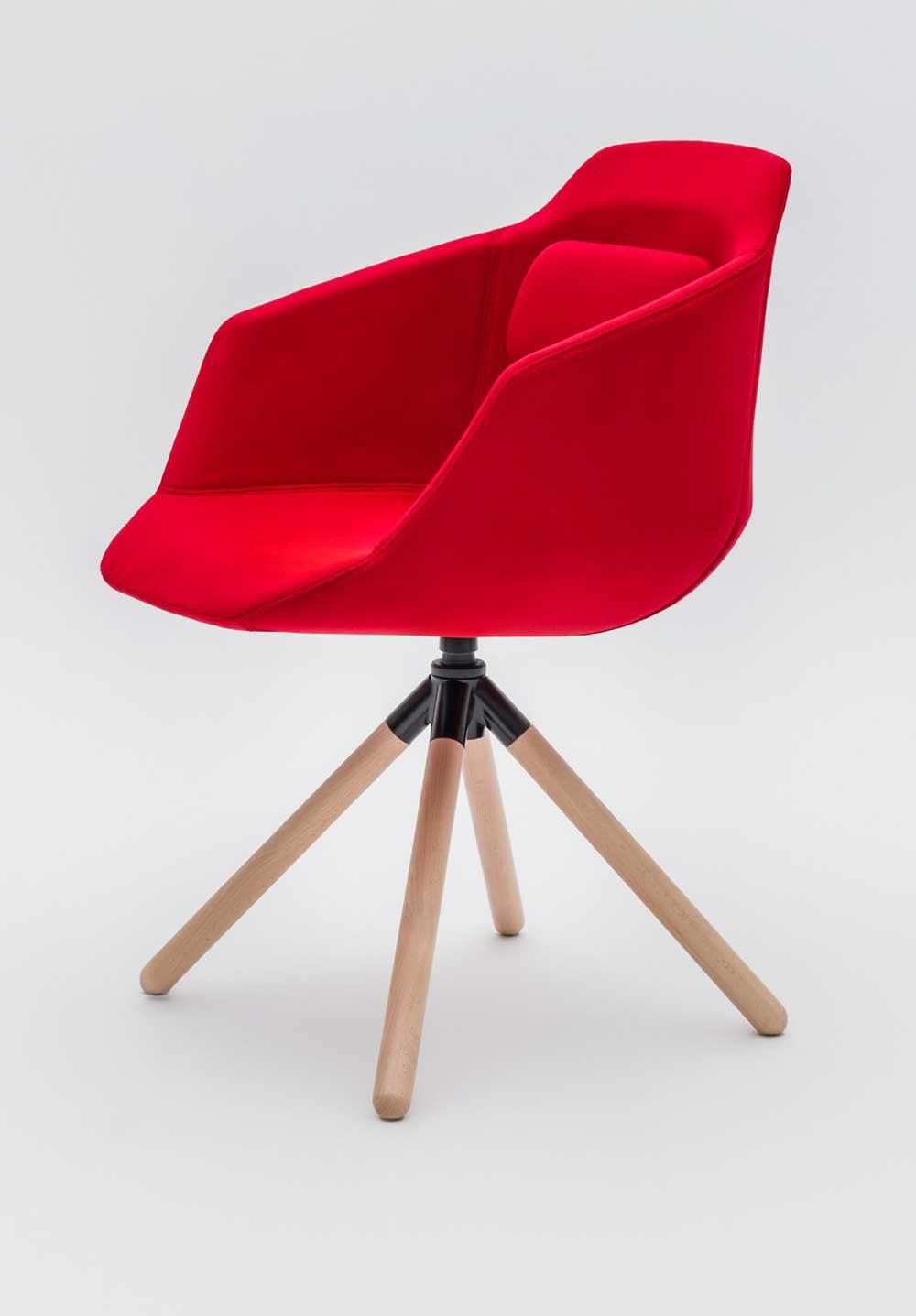 si ges de r union fauteuil de r union pivotant lutra bois mobilier de bureau entr e principale. Black Bedroom Furniture Sets. Home Design Ideas