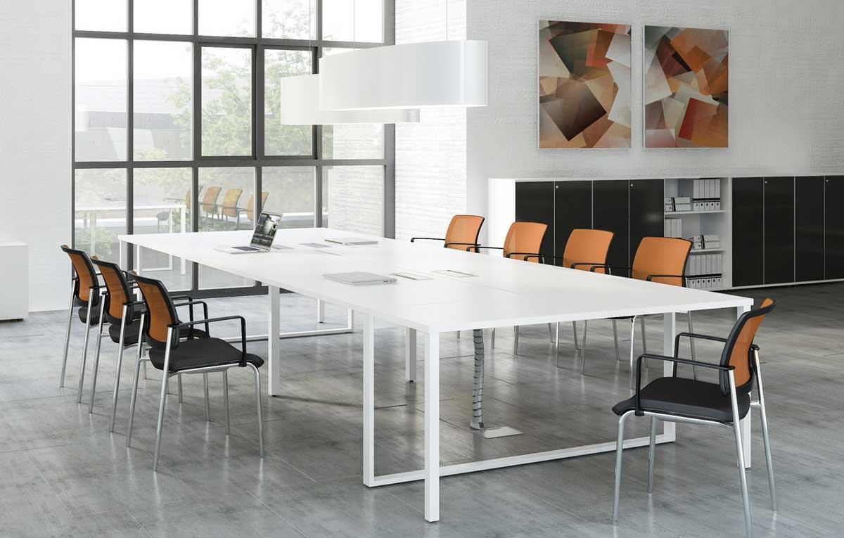tables de conf rence table de conf rence ogiq 14. Black Bedroom Furniture Sets. Home Design Ideas
