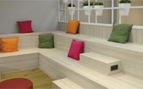 Sièges Auditorium