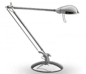 Lampe Led ISHTAR chromée