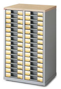 Comptoir 2 colonnes avec top de finition
