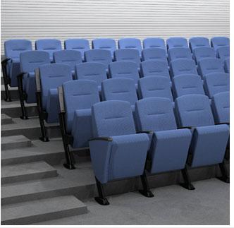 Fauteuils pour Auditorium Eidos