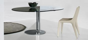 Table ronde extensible Plinto